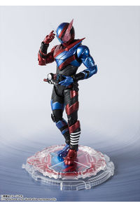 バンダイ S.H.Figuarts 仮面ライダービルド ラビットタンクフォーム -20 Kamen Rider Kicks Ver.- 完成品