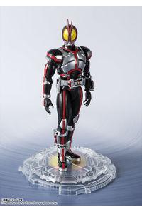 バンダイ S.H.Figuarts 仮面ライダーファイズ -20 Kamen Rider Kicks Ver.- 完成品
