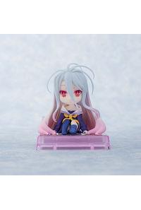 PULCHRA(プルクラ) スマホスタンド美少女キャラクターコレクション No.11 ノーゲーム・ノーライフ 白 完成品(再販)
