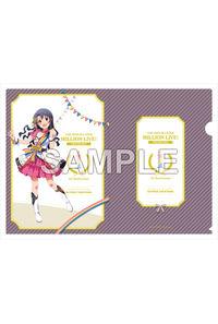 Gift アイドルマスター ミリオンライブ! A4クリアファイル 高山紗代子 ヌーベル・トリコロール ver.