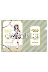 Gift アイドルマスター ミリオンライブ! A4クリアファイル 永吉 昴 ヌーベル・トリコロール ver.