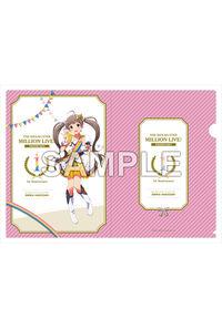 Gift アイドルマスター ミリオンライブ! A4クリアファイル 箱崎星梨花 ヌーベル・トリコロール ver.