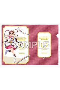 Gift アイドルマスター ミリオンライブ! A4クリアファイル 松田亜利沙 ヌーベル・トリコロール ver.