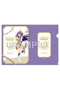 Gift アイドルマスター ミリオンライブ! A4クリアファイル 望月杏奈 ヌーベル・トリコロール ver.