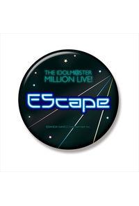 Gift アイドルマスター ミリオンライブ! ユニットロゴビッグ缶バッジ EScape