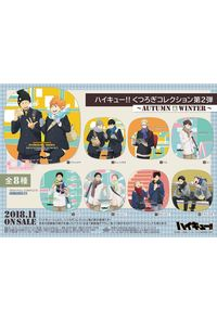 ソル・インターナショナル ハイキュー!! くつろぎコレクション第2弾 ~Autumn&Winter~ BOX