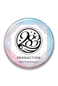 Gift アイドルマスター シャイニーカラーズ ロゴ缶バッジ 283プロダクション