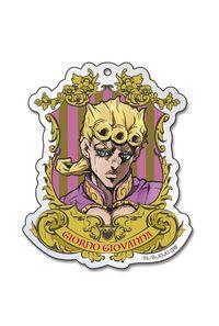 メディコス・エンタテインメント TVアニメ「ジョジョの奇妙な冒険 黄金の風」エンブレムアクリルキーホルダー 1ジョルノ・ジョバァーナ
