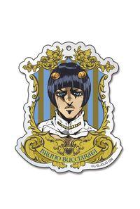 メディコス・エンタテインメント TVアニメ「ジョジョの奇妙な冒険 黄金の風」エンブレムアクリルキーホルダー 2ブローノ・ブチャラティ