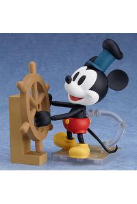 グッドスマイルカンパニー 蒸気船ウィリー ねんどろいど ミッキーマウス 1928 Ver.(カラー) 完成品