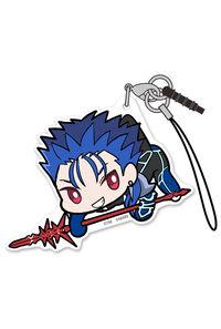 コスパ Fate/EXTELLA LINK クー・フーリン アクリルつままれストラップ