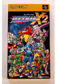 【中古】ロックマンX2【スーパーファミコン】