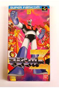 【中古】マジンガーZ【スーパーファミコン】