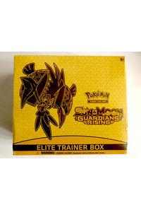 【中古】【英語版】ポケモンカードゲーム 「GUARDIANS RISING」ELITE TRAINER BOX