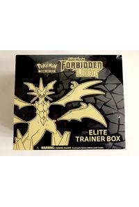 【中古】【英語版】ポケモンカードゲーム 「FORBIDDEN LIGHT」ELITE TRAINER BOX