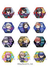 アイオウプラス ヒプノシスマイク -Division Rap Battle- ライブ缶バッジコレクション PACK(再販)