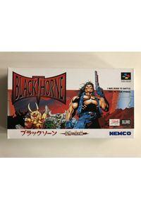 【中古】ブラックソーン 復讐の黒き棘【スーパーファミコン】
