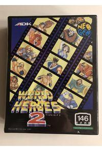 【中古】ワールドヒーローズ2【NEOGEO】