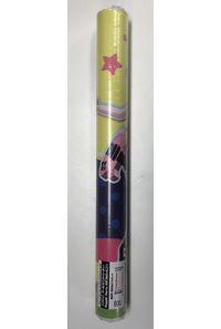 【中古】ブシロード ラバーマットコレクション エクストラ Vol.125「バンドリ!ガールズバンドパーティ!Poppin' Party カラフルポッピン!」