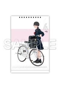 KADOKAWA 制服少女 卓上スクールカレンダー2019 Illustration by クマノイ