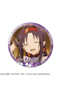 ライセンスエージェント ソードアート・オンライン 缶バッジ デザイン39(ユウキ/D)