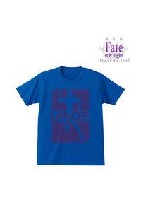 アルマビアンカ 劇場版「Fate/stay night [Heaven's Feel]」 Tシャツ(ランサー)/レディース(サイズ/L)