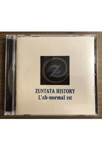 【中古】(CD) ZUNTATA HISTORY L'ab-normal 1st