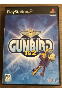 【中古】GUNBIRD 1&2【PS2】