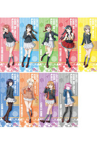 コンテンツシード ラブライブ!虹ヶ咲学園スクールアイドル同好会 コレクションポスター BOX