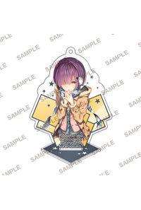 KADOKAWA MF文庫J 冬の装い アクリルスタンドキーホルダー 可愛ければ変態でも好きになってくれますか?