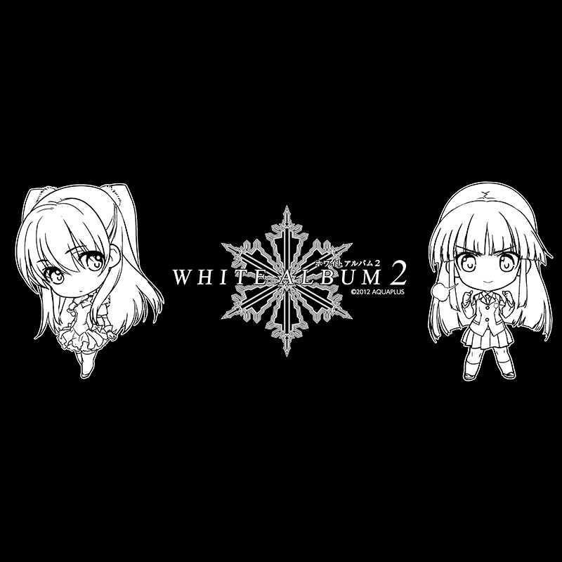 とらのあな WHITE ALBUM2 パーカー