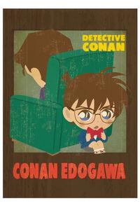 アヴェンジャーズ 名探偵コナン ビンテージポップ メモ帳 コナン
