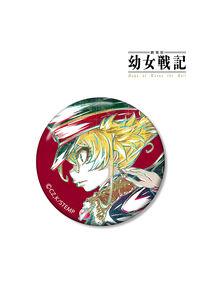 アルマビアンカ 劇場版 幼女戦記 ターニャ Ani-Art 缶バッジ
