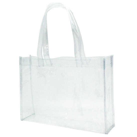 コアデ 透明ビニールバッグ