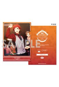 ソル・インターナショナル アイドルマスター SideM クリアファイルコレクション-アイドルたちの休日Vol.2- A.天道輝