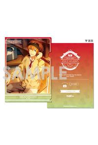 ソル・インターナショナル アイドルマスター SideM クリアファイルコレクション-アイドルたちの休日Vol.2- G.若里春名