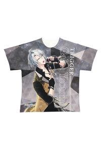 ムービック アイドリッシュセブン フルグラフィックTシャツH/楽 Lサイズ