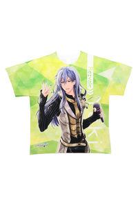 ムービック アイドリッシュセブン フルグラフィックTシャツL/千 Lサイズ