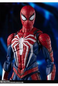 バンダイ S.H.Figuartsスパイダーマン アドバンスド・スーツ (Marvel's Spider-Man)  完成品