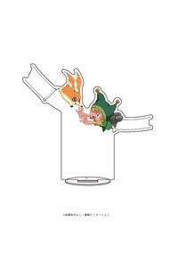 A3 キャラアクリルフィギュア「デジモンアドベンチャー」06 高石タケル&パタモン
