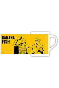エムズファクトリー BANANA FISH [描き下ろし] アッシュ&英二 マグカップ