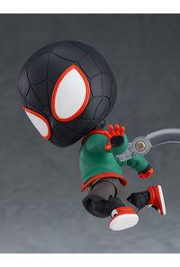 グッドスマイルカンパニー スパイダーマン:スパイダーバース ねんどろいど マイルス・モラレス スパイダーバース・エディション DXVer. 完成品