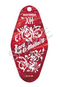 KADOKAWA 「ロード・エルメロイII世の事件簿 -魔眼蒐集列車 Grace note-」 モーテルキーホルダー ロード・エルメロイII世