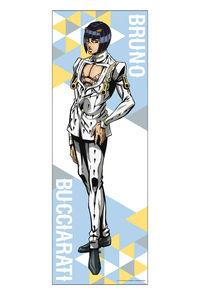 メディコス・エンタテインメント TVアニメ「ジョジョの奇妙な冒険 黄金の風」等身大タペストリー「ブローノ・ブチャラティ」