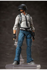 FREEing PLAYERUNKNOWN'S BATTLEGROUNDS figma The Lone Survivor 完成品