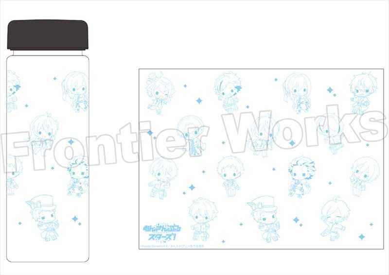 フロンティアワークス TVアニメ『あんさんぶるスターズ!』デフォルメクリアボトル B