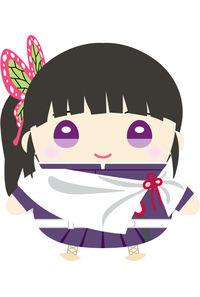 ムービック 鬼滅の刃(アニメ版) まめめいと 栗花落 カナヲ