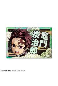 ライセンスエージェント 鬼滅の刃 ホログラム缶バッジ デザイン02(竈門炭治郎/B)(再販)