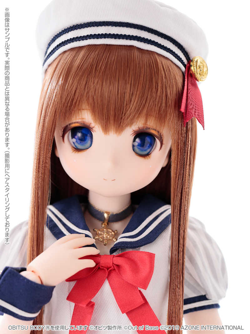 アゾン Iris Collect petit こはる With happiness ver.1.1 完成品