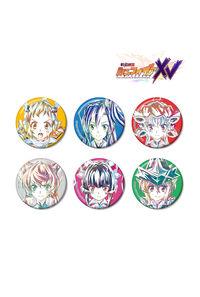 アルマビアンカ 戦姫絶唱シンフォギアXV トレーディング Ani-Art 缶バッジ BOX